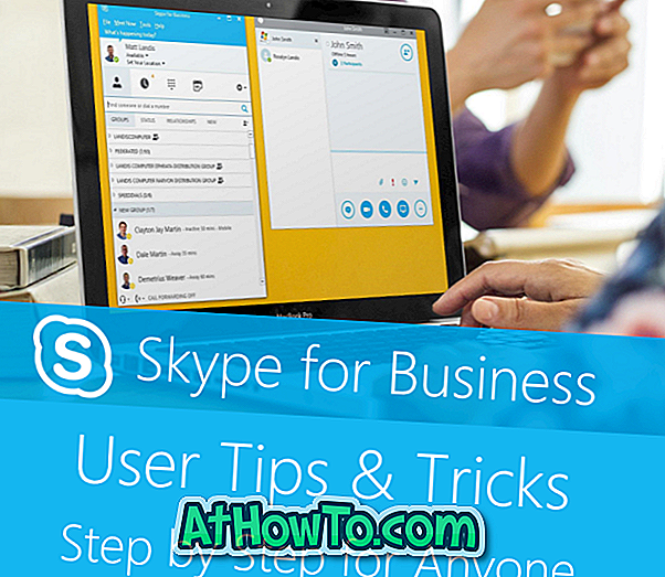 Skype For Business Tips & Tricks PDF (200 sider)