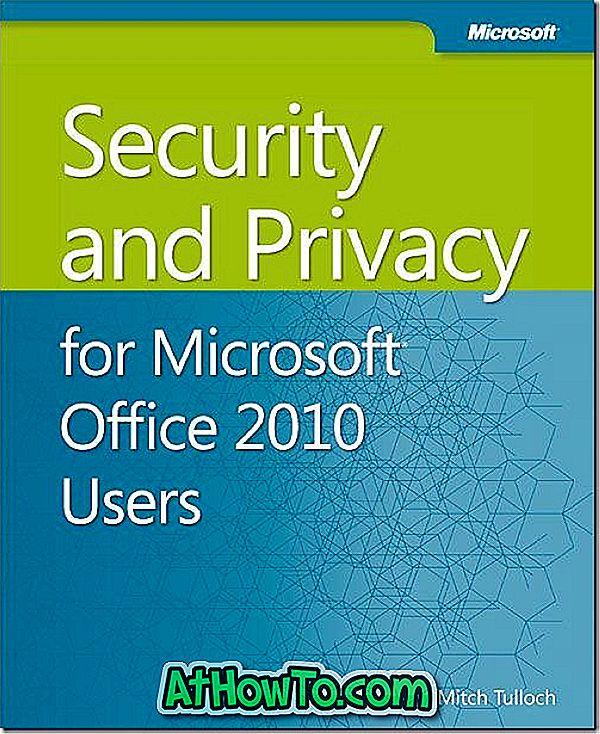 Microsoft Free E-Book Gallery: Descărcați gratuit cărți electronice de la Microsoft
