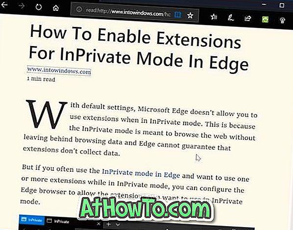 Como imprimir páginas da Web sem anúncios usando o Edge no Windows 10