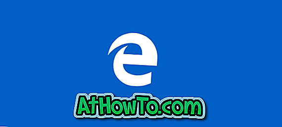 Hvordan installerer jeg Microsoft Edge på Windows 7 eller Windows 8 / 8.1?
