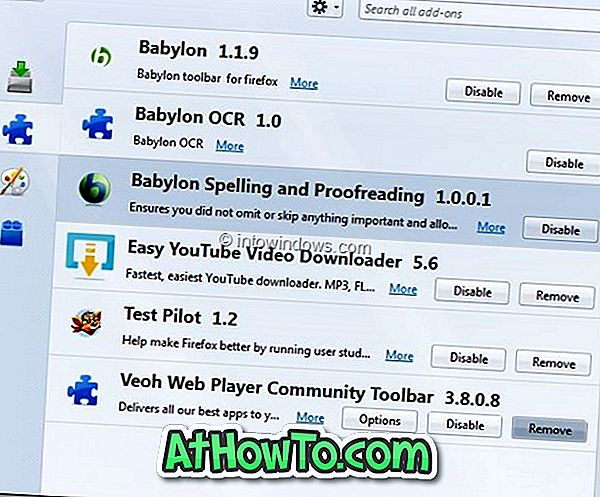 Remover Babylon Search do Firefox, Chrome e Internet Explorer