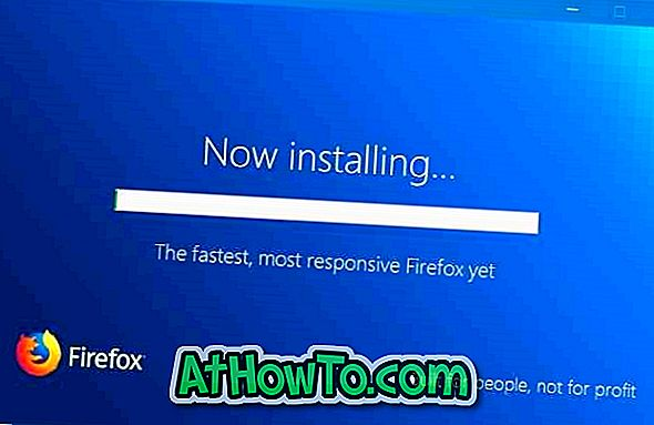 Como reinstalar o Firefox no Windows 10 sem perder dados