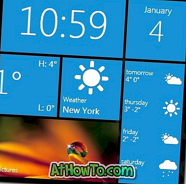 Metro Home: Superb Windows Phone 7 Metro UI Widget pentru desktop