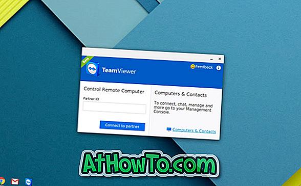 Descărcați TeamViewer pentru Chrome OS / Chromebook