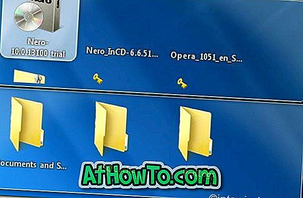 निमि स्थान: डेस्कटॉप पर फ़ोल्डर व्यवस्थित करने के लिए सरल उपकरण