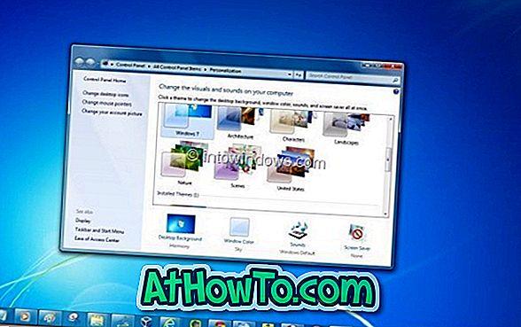AeroRainBow: Automatyczna zmiana koloru Aero w systemie Windows 7