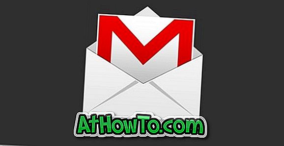 Download Gmail Touch App til Windows 8
