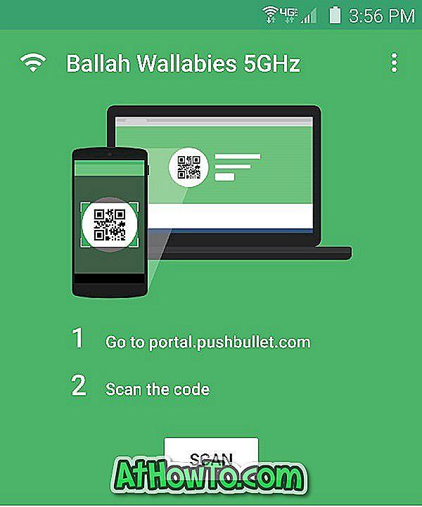 Pushbullet Portal : PC에서 전화로 대용량 파일 전송