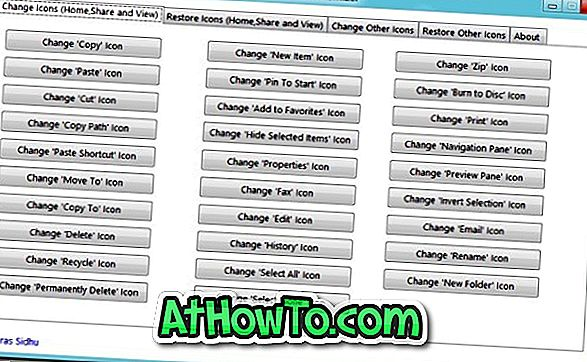 Skift Windows 8 Explorer Ribbon Ikoner Brug Ribbon Icons Customizer