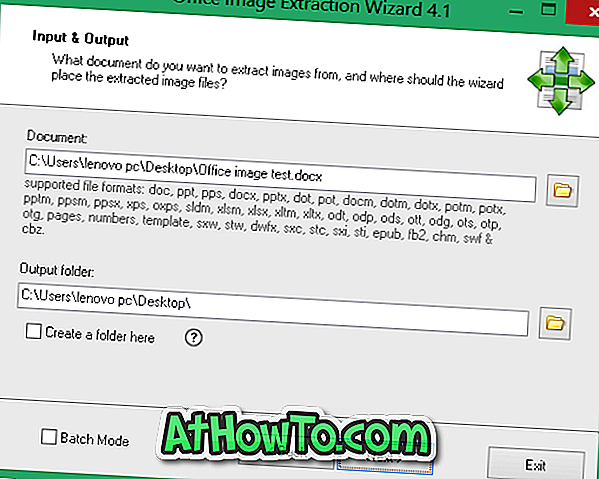 Office Image Extraction Wizard Free: Uddrag billeder fra Word & PowerPoint