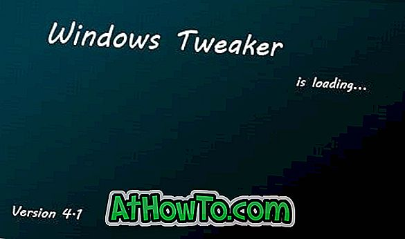 Tweak setările Windows Registry cu Windows 7 Tweaker