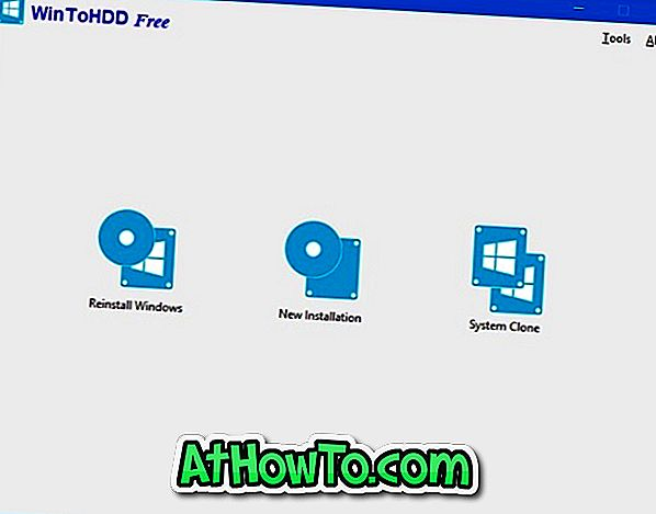 WinToHDD: Installer / Installer Windows 10 uten DVD eller USB