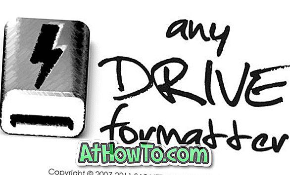 모든 드라이브 포맷터 : 신속하게 USB 플래시 드라이브 포맷