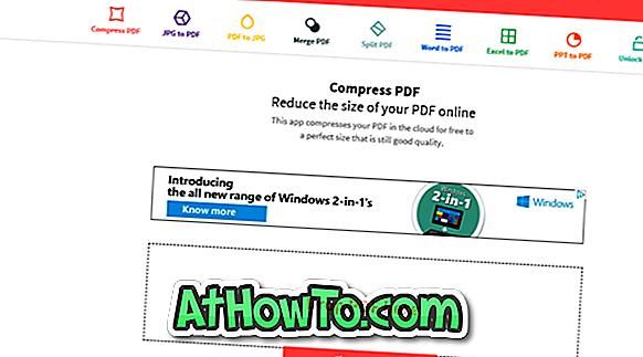 6 Möglichkeiten zum Komprimieren von PDF-Dateien