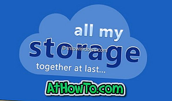 All My Storage: Windows 8 App å bla gjennom Dropbox og SkyDrive