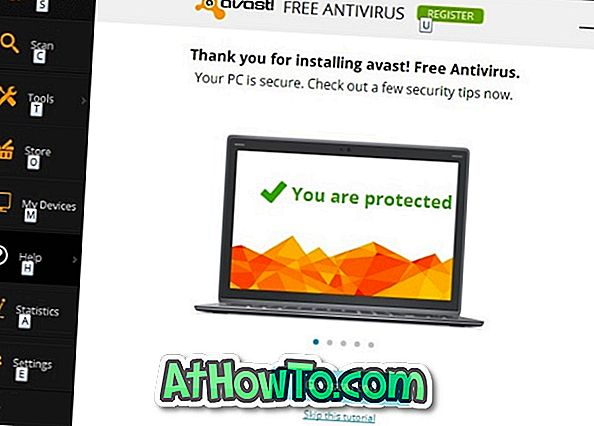 Laden Sie Avast Free Antivirus For Windows 7 herunter