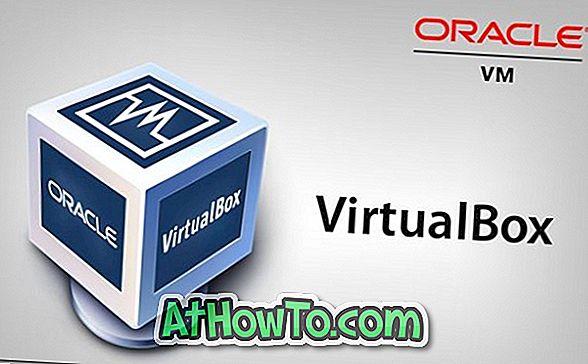 Virtuālās mašīnas starteris pievieno sākšanu no USB atbalsta uz VirtualBox