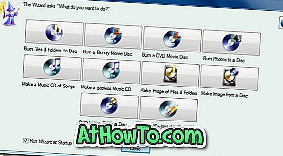 MagicBurner: God gratis CD / DVD / Blue-ray Burning Software
