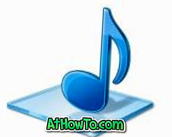 Erstellen von benutzerdefinierten Soundschemata in Windows 7 mit iFX Seven Sound Creator