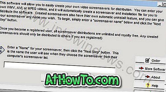 Como definir um vídeo como protetor de tela no Windows 10