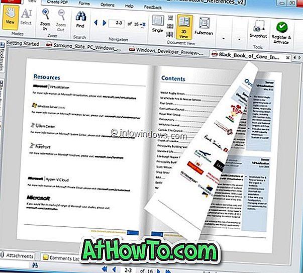 Soda 3D PDF Reader 2012'yi İndirin