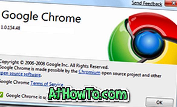 Opret dit eget Google Chrome tema med Chrome Theme Creator