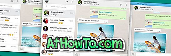 WhatsApp Desktop Client App за Windows 10/8/7