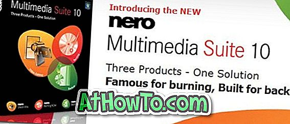Faça o download do Nero Multimedia Suite 10