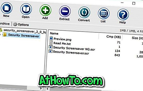 Zipware: suurepärane tasuta zip tarkvara Windows 10
