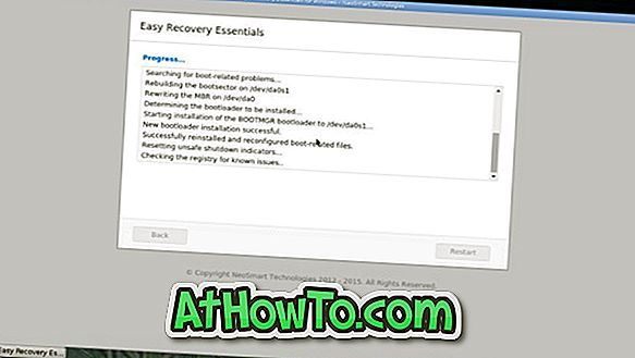 Download EasyRE Windows 10 Recovery ISO gratis