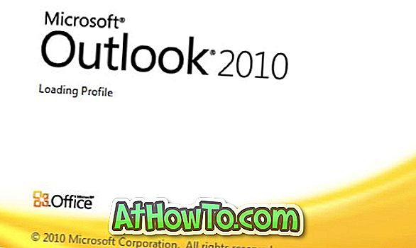 Voľný Microsoft Outlook 2010 Password Recovery Tool
