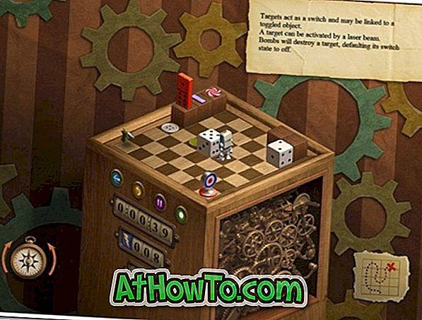 Κατεβάστε το παιχνίδι Microsoft Tinker για Windows 7, Vista & XP