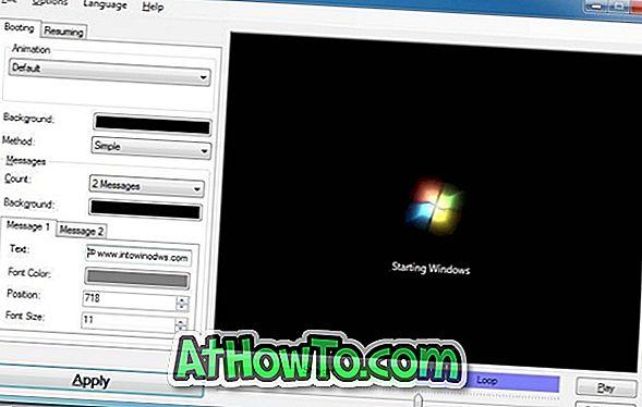 Windows 7 Boot Updater Beta Lansat, Descărcați acum