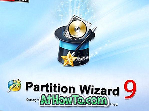 МиниТоол Партитион Визард 9 Бесплатно издање
