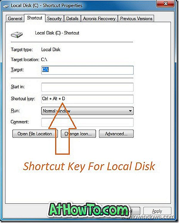 शॉर्टकट कुंजी एक्सप्लोरर: सभी शॉर्टकट कुंजी फ़ाइलें, फ़ोल्डर, और अनुप्रयोगों के लिए असाइन किया गया देखें