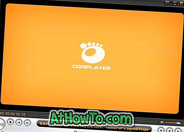 GOM Remote, controllo GOM Player da iPhone e Android