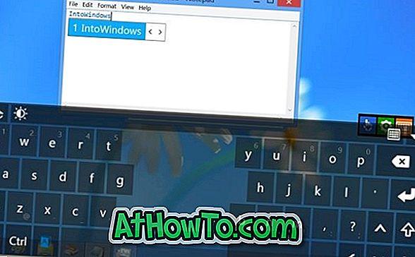 TouchPal, un teclado táctil mejor para Windows 8