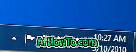 Fjern hurtigt Vis skrivebordsknap fra Windows 7 Opgavebjælke med Vis Desktop Button Remover