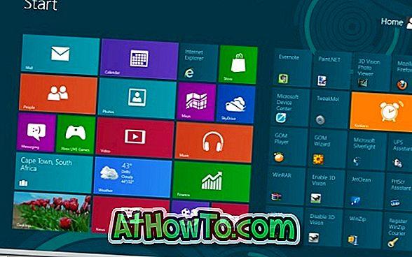So deaktivieren Sie Metro-Funktionen in Windows 8 vollständig