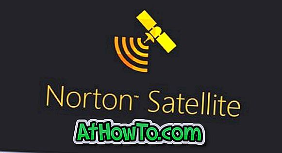Norton Satellite: App gratuita per la scansione di feed Facebook e account Dropbox