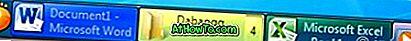 TaskBow: إضافة ألوان إلى أزرار شريط مهام Windows