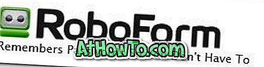 Добијте једну годину лиценце РобоФорма свугдје бесплатно