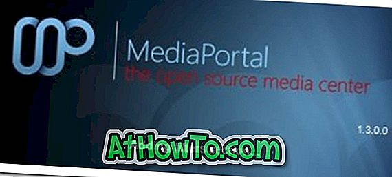 MediaPortal, Free Media Center pour Windows 8