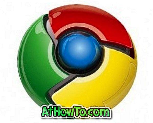 Kā sinhronizēt Google Chrome grāmatzīmes visā datorā
