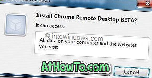 Как да използвате Google Chrome Remote Desktop App за отдалечен достъп и споделяне на компютър