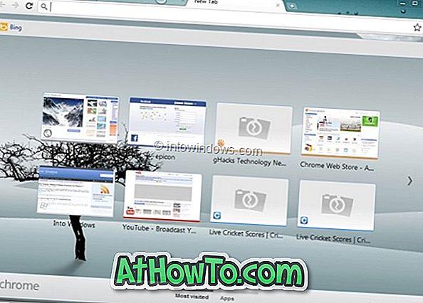 So erstellen Sie ein Google Chrome-Design online