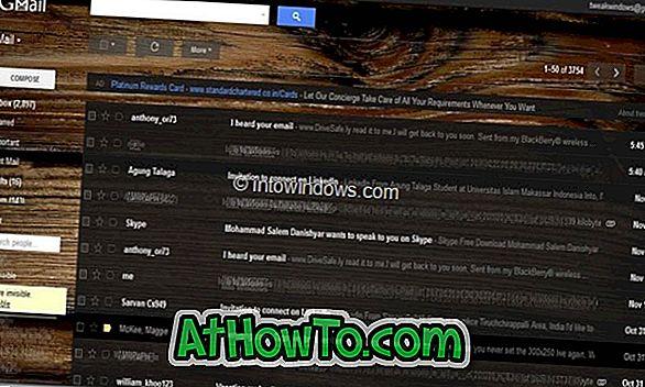 Cum să activați noile teme HD ale Gmail