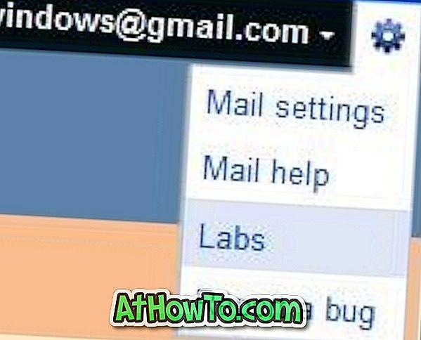 Cum să setați un font nou ca implicit în Gmail