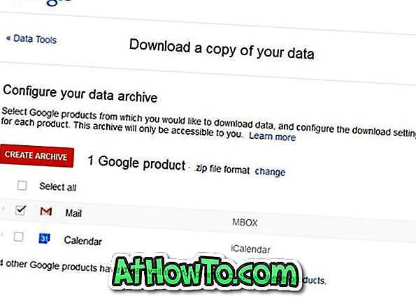 So Sichern Sie Google Mail E Mails Ohne Verwendung Von Drittanbieter