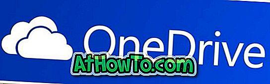 Gør krav på gratis 100 GB OneDrive Storage Worldwide